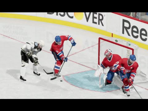NHL 15 Gameplay (Xbox One): Canadiens vs Penguins Full Game (CPU vs CPU)
