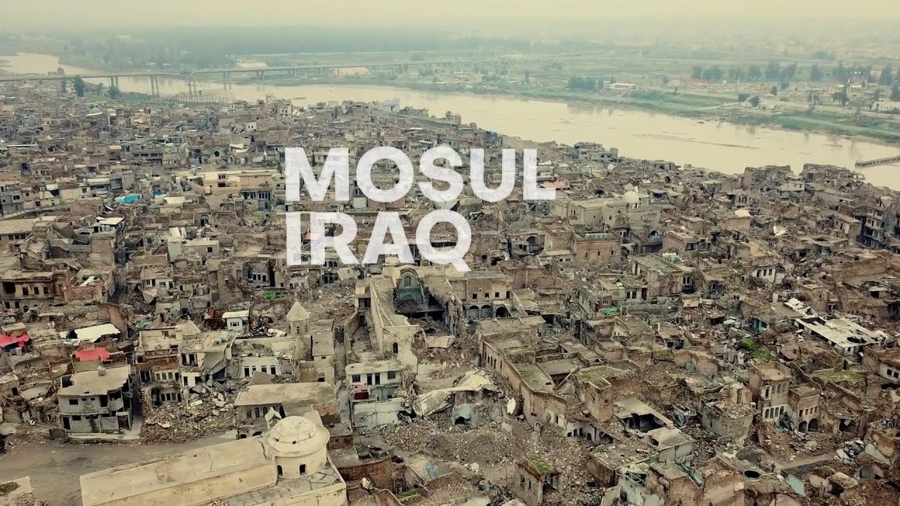 Resultado de imagen para Fotos de Mosul