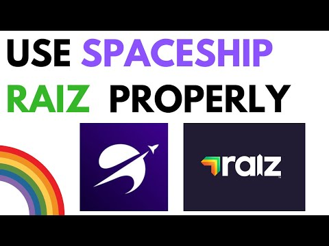 🌈 INVESTING APPS - HOW TO USE SPACESHIP/RAIZ PROPERLY 🚀