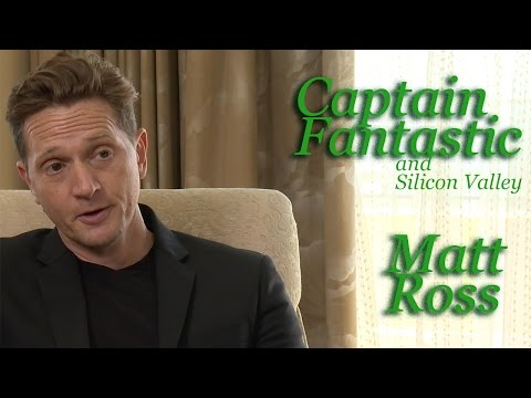 DP/30: Captain Fantastic writer/director Matt Ross