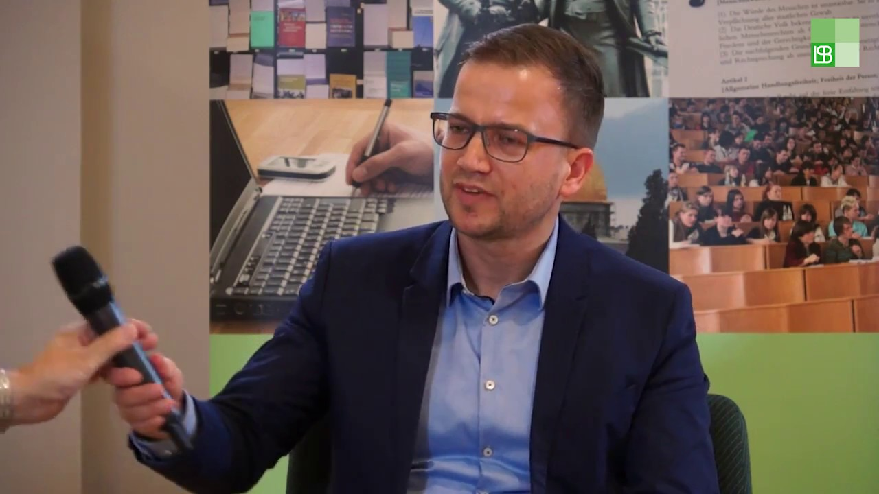 Youtube Video: Donnerstagsgespräch: Stefan Locke - Ist Sachsen anders?