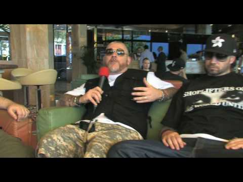 La Coka Nostra - Interview - Montreux Jazz Festival 2009