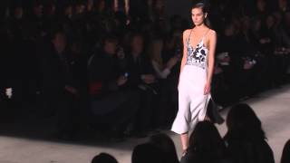 Narciso Rodriguez | Fall Winter 2015/2016 Full Fashion Show | Exclusive