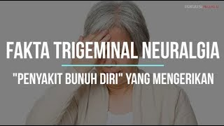 Trigeminal neuralgia is a chronic pain condition that affects the trigeminal nerve, which carries a .