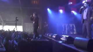 DCVDNS - Wir reiten ein (Live at Splash) 2/18