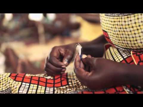 How to Weave Handmade Baskets - Macy's Rwanda Path to Peace