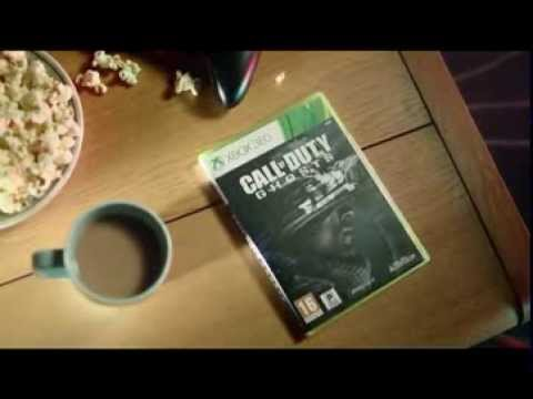 New Call of Duty Ghosts Video Game TV Commercial Great KAT Music