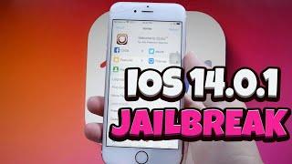 Unc0ver Jailbreak IOS 14.0.1 (No Computer) ✅ How To Jailbreak IOS 14.0.1 (October 2020)