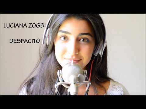 [LYRICS] DESPACITO by luciana zogbi mashup with shape of you, faded, treat you better
