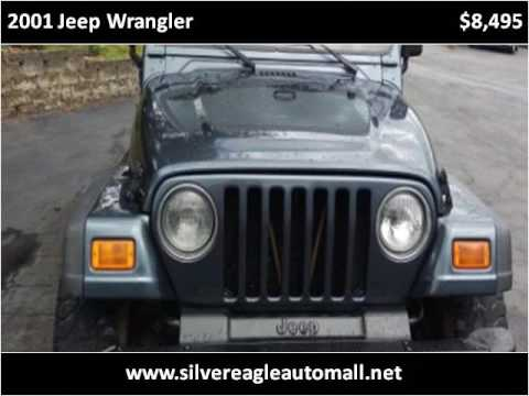 2001 jeep wrangler used cars kansas city mo youtube. Black Bedroom Furniture Sets. Home Design Ideas