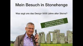 Dr. von Helden: Meine Gedanken zu Stonehenge