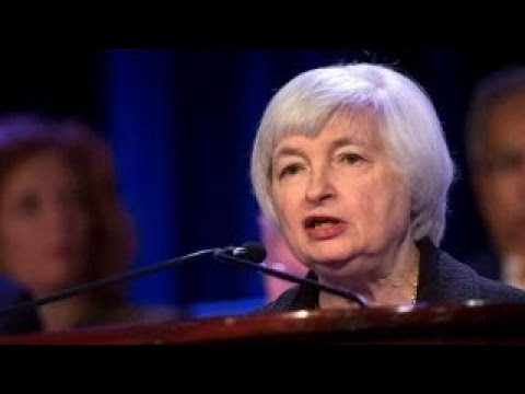 Yellen: Our financial system is better prepared to absorb adverse shocks
