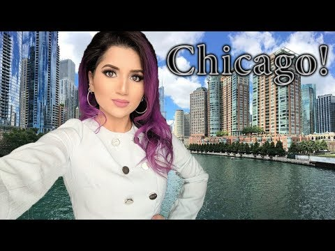 SISTER TIME - CHILLING IN CHICAGO | CHICAGO VLOG | Fictionally Flawless