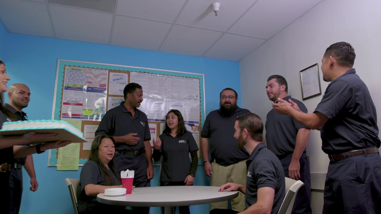 CSC ServiceWorks Mission, Benefits, and Work Culture