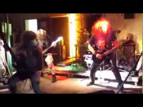 STRAIGHT FROM HELL - LORD OF SUICIDE - Live - Hanau