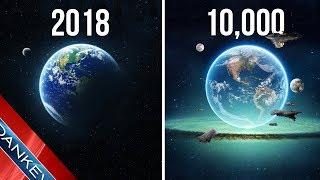 10,000 AÑOS AL FUTURO EN 10 MINUTOS thumbnail