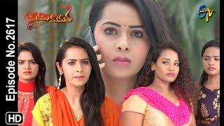 Manasu Mamata | 10th June 2019 | Full Episode No 2617 | ETV Telugu