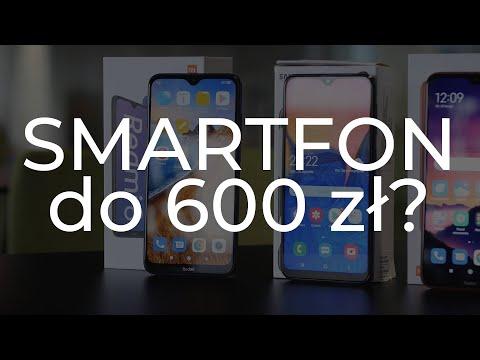 Najlepsze smartfony do