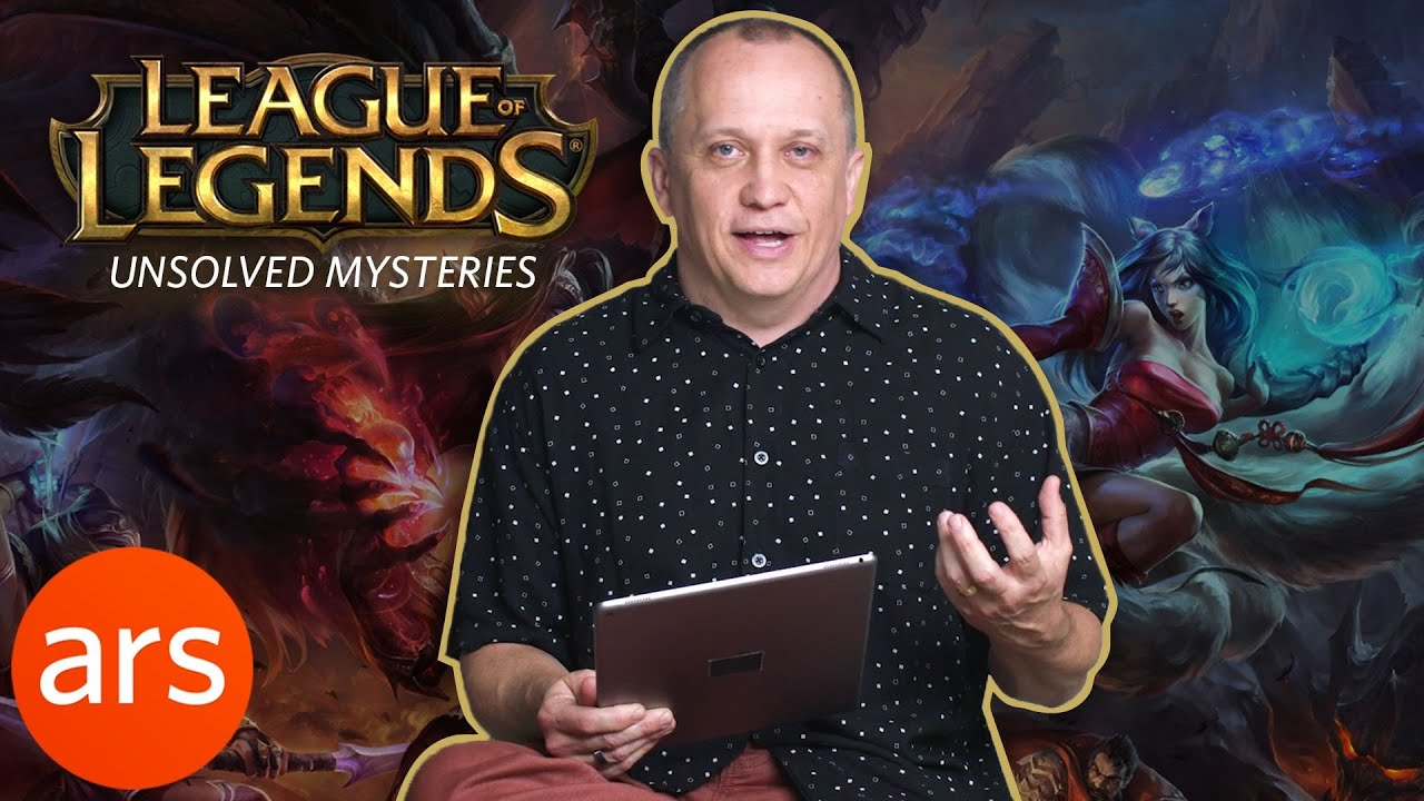 Video: Looking behind the scenes of League of Legends with