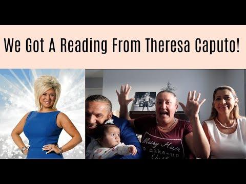 Theresa Caputo Gave Us A Reading!