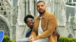 Drake Gets Felt Up & Hit On by Leslie Jones - Creates New Song In Hilarious SNL Promos