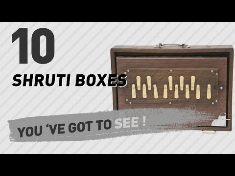 Shruti Boxes, Top 10 Collection // New & Popular 2017