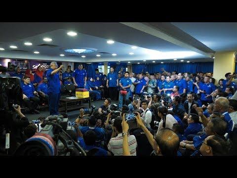 Selangor BN announces GE14 candidates list
