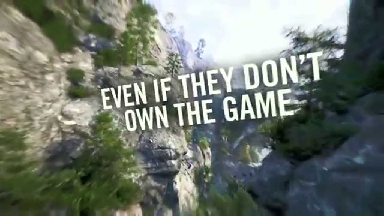 how to play with your friends on far cry 4