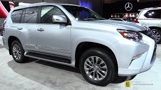 2017 Lexus GX 460 - Exterior and Interior Walkaround - 2016 LA Auto Show