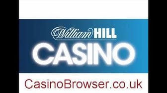 William Hill Online Casino Review