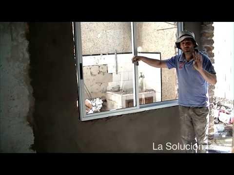 Instalar puertas y ventanas