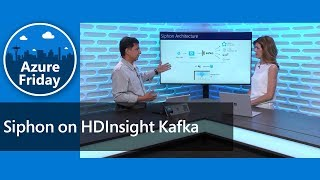 Siphon on HDInsight Kafka | Azure Friday