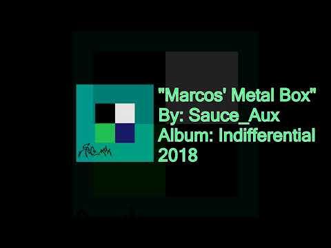 Marcos' Metal Box - Sauce Aux