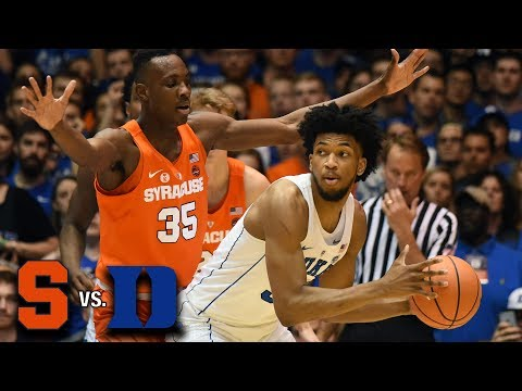 Syracuse vs. Duke Rematch In Sweet 16: Takeaways From Game 1