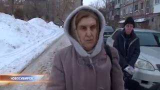 Две трети дворов Новосибирска расчищены от снега