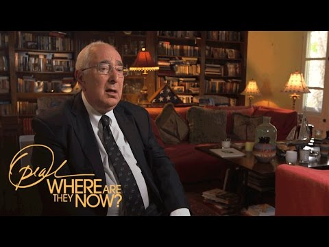 Ben Stein Recalls His Ferris Bueller's Day Off Audition | Where Are They Now | Oprah Winfrey Network