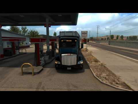 Trucking on Arizona Job 6 World Of Trucks Jobs (Realistic Environment v 1.0) ATS Patch 1.3.1.1s