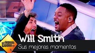 Los momentos más espectaculares de Will Smith - El Hormiguero 3.0