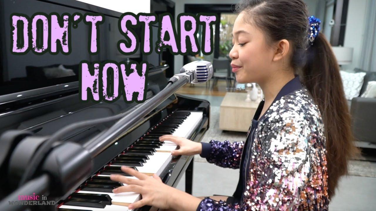 DUA LIPA - DON'T START NOW (cover by Kaycee)