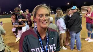 Varsity: Edmond Memorial Softball Team Wins Class 6A  State Championship
