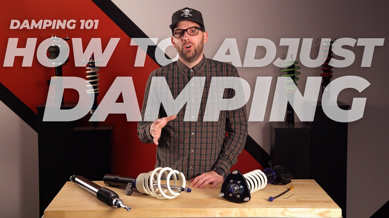 Damping 101 | How To Adjust Damping