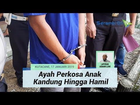 Ayah Perkosa Anak Kandung Hingga Hamil