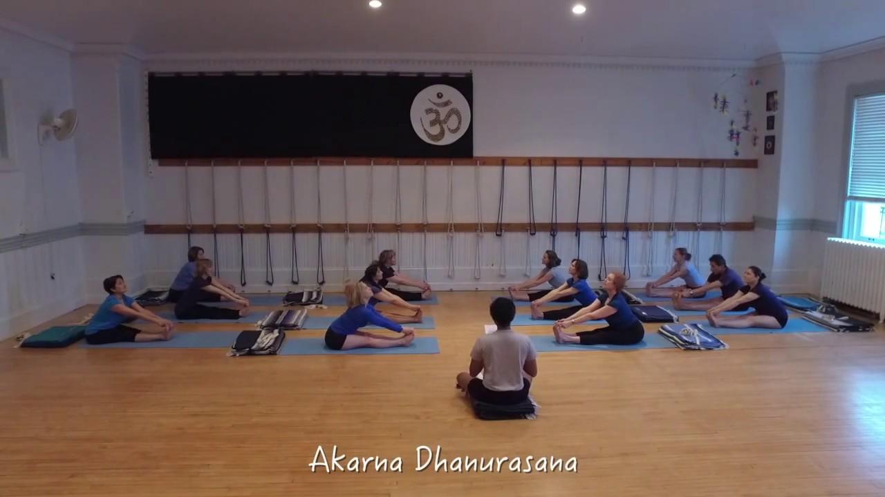 2017 Studio Yoga Madison Teacher Demo