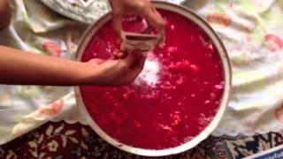 Kış Hazırlıkları 2-İlaçlı Domates