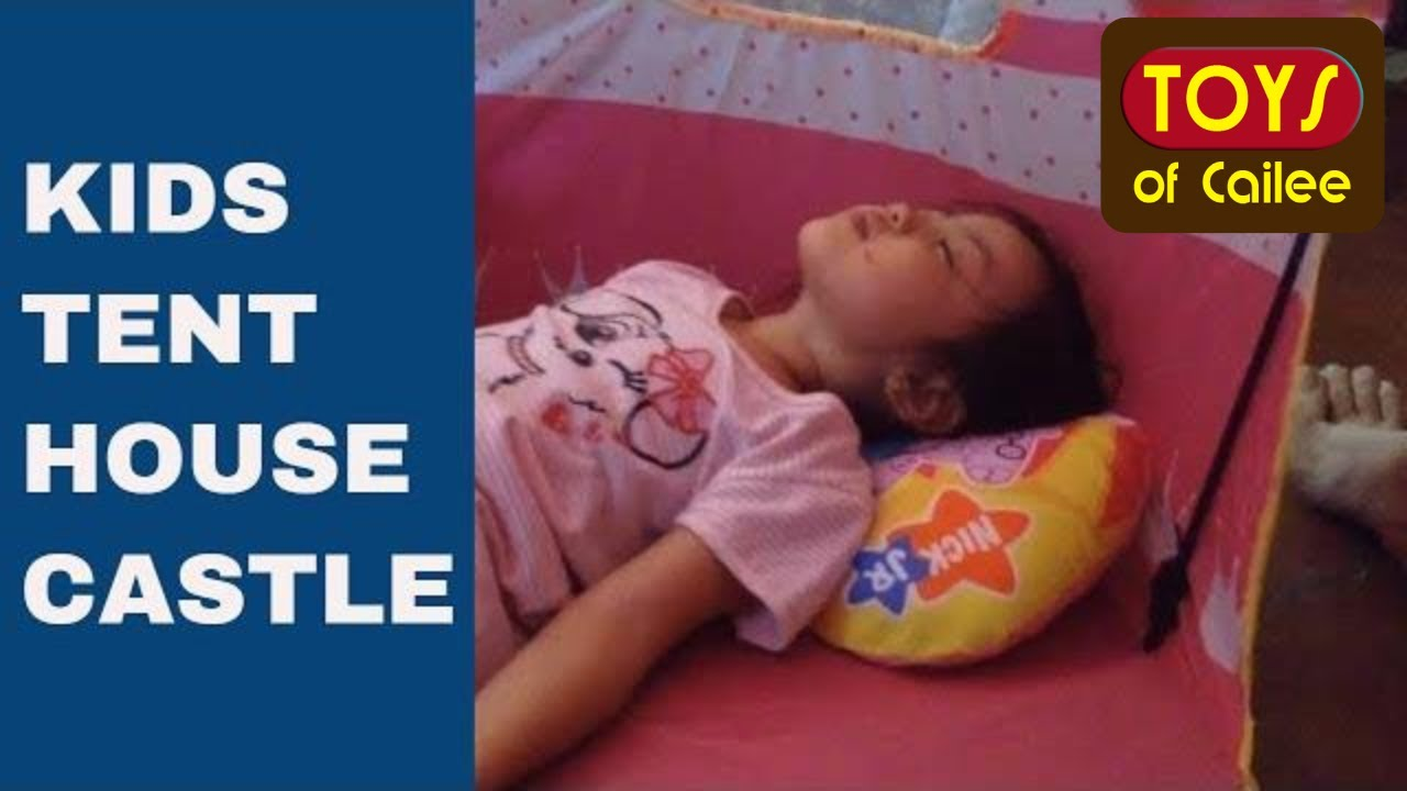 Kids Tent Kiddy Toys @ Lazada Philippines - Kids Play Tent Cubby House - Toys of Cailee Philippines & Kids Tent Kiddy Toys @ Lazada Philippines - Kids Play Tent Cubby ...