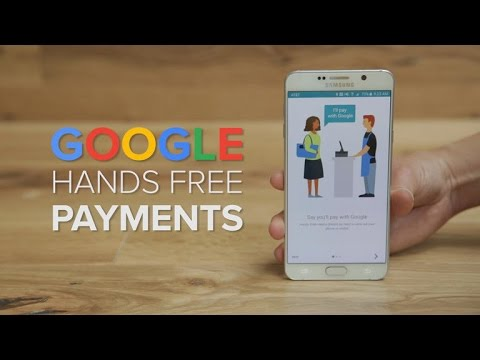 Look ma, no hands! Testing Google's Hands Free payments