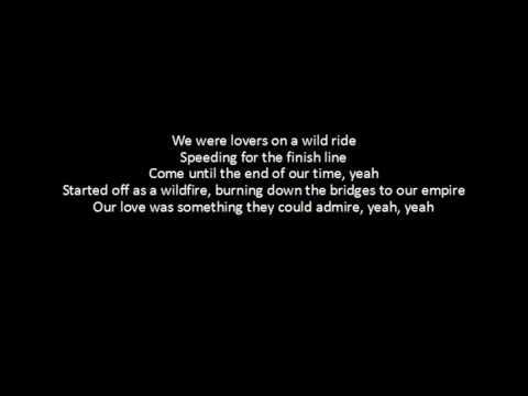 Kygo, Ellie Goulding - First Time - Lyrics