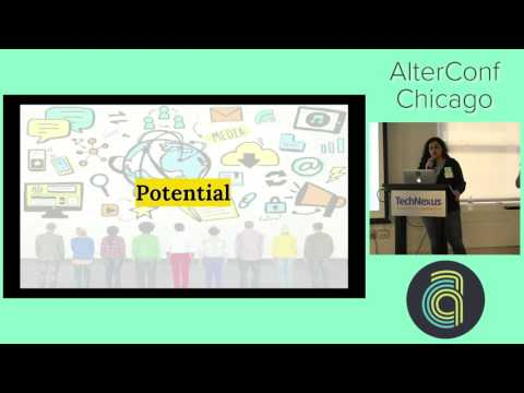 AlterConf Chicago 2017: Why it's Essential to Demystify Technology by Saumya Pandey
