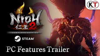 Nioh 2 - Complete Edition -  PC Features Trailer