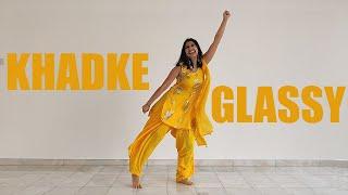 Khadke Glassy Jabariya Jodi Sidharth M Parineeti C Ni Nachle Dance Cover